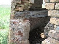 Mennonite bricks today.